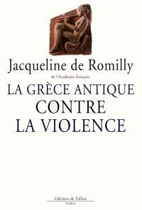 La Grèce antique contre la violence
