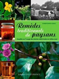 Remèdes traditionnels de paysans