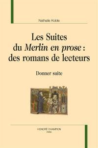 Les suites du Merlin en prose