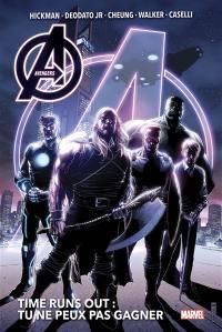 Avengers. Volume 1, Tu ne peux pas gagner
