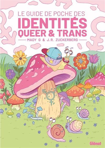 Le guide de poche des identités queer et trans