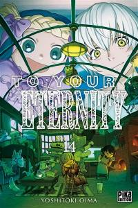To your eternity. Vol. 14