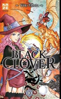 Black Clover. Volume 10,