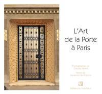 L'art de la porte à Paris