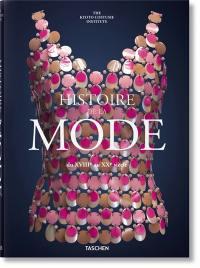 Histoire de la mode du XVIIIe au XXe siècle