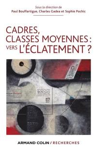 Cadres, classes moyennes
