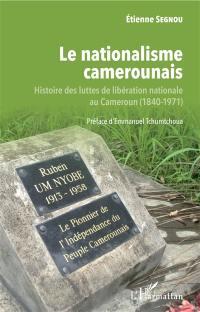 Le nationalisme camerounais