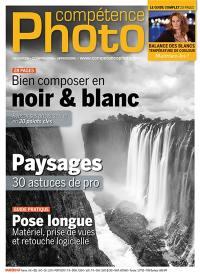 Compétence photo. n° 67, Bien composer en noir et blanc