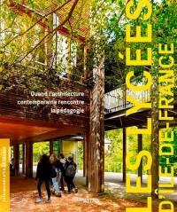 Les lycées d'Ile-de-France