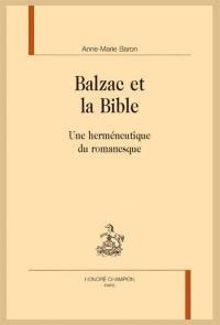 Balzac et la Bible
