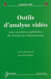 Outils d'analyse vidéo
