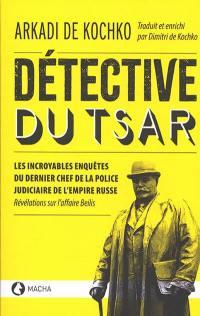 Détective du tsar