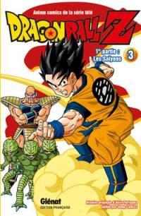 Dragon Ball Z : 1re partie, les Saïyens. Vol. 3
