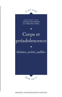 Corps et préadolescence