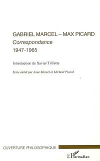 Gabriel Marcel-Max Picard