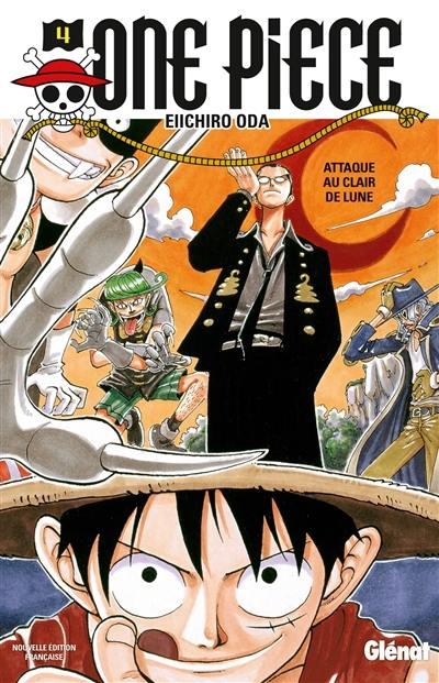 One Piece. Volume 4, Attaque au clair de lune