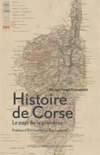 Histoire de Corse