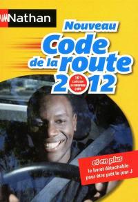 Nouveau Code de la route 2012