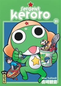 Sergent Keroro. Volume 31,