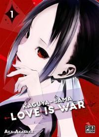 Kaguya-sama. Volume 1,