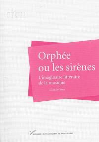 Orphée ou les sirènes