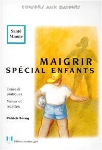 Maigrir, spécial enfants