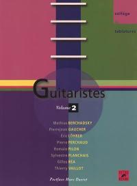 Guitaristes. Volume 2,