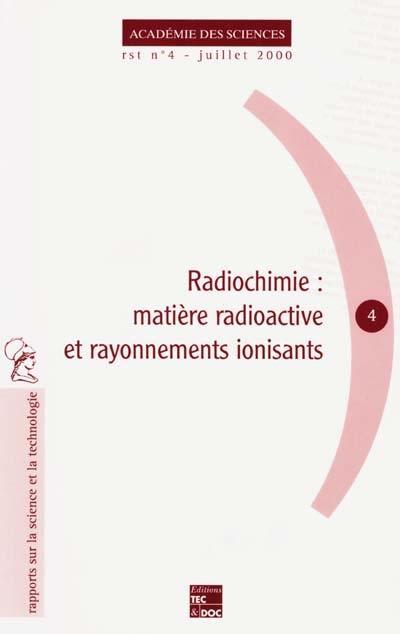 Radiochimie