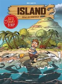 Island. Volume 1, Deus ex machina