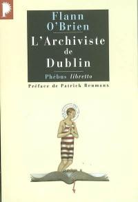L'archiviste de Dublin