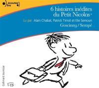 6 histoires inédites du Petit Nicolas