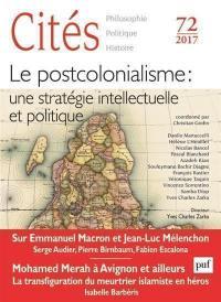 Cités. n° 72, Le postcolonialisme
