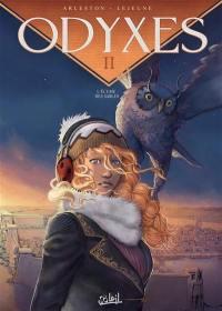Odyxes. Volume 2, L'écume des sables