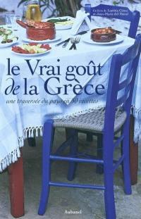 Le vrai goût de la Grèce