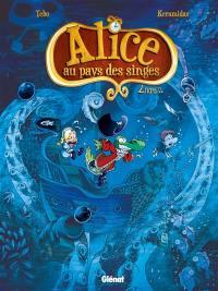 Alice au pays des singes. Volume 2,