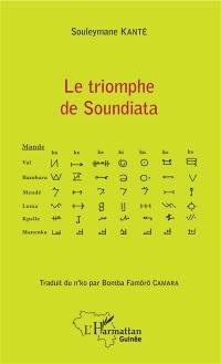 Le triomphe de Soundiata