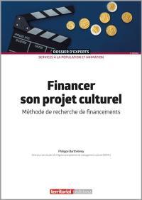 Financer son projet culturel