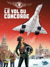 Gilles Durance. Volume 3, Le vol du Concorde