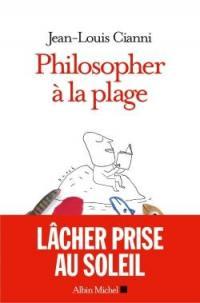 Philosopher à la plage