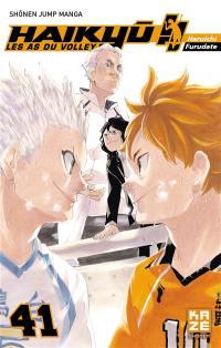 Haikyu !!. Volume 41,