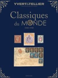 Catalogue des timbres classiques du monde
