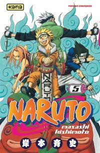 Naruto. Volume 5,