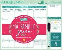 Le bloc Mémoniak ma famille green
