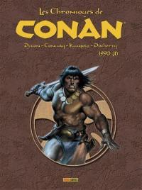 Les chroniques de Conan. Volume 29,