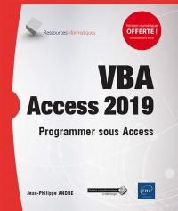 VBA Access (versions  2019 et Office 365)