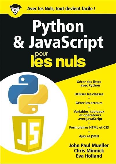 Python & JavaScript pour les nuls