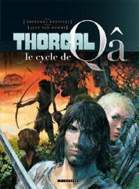 L'intégrale de Thorgal, Thorgal, le cycle de Qâ