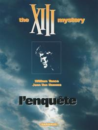 XIII. Volume 13, The XIII mystery