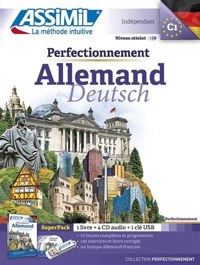 Perfectionnement allemand