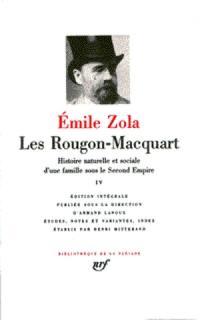 Les Rougon-Macquart. Volume 4,